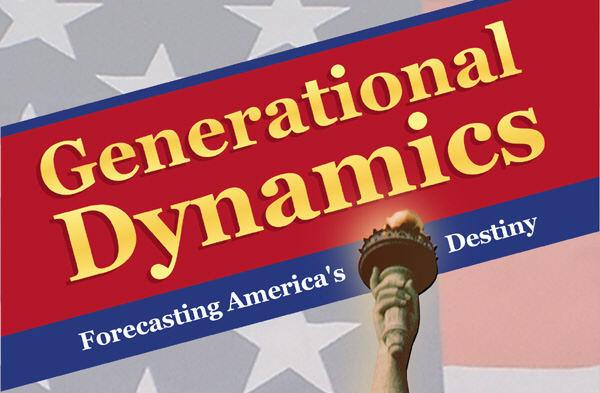 Generational Dynamics: Modern Generational Theory