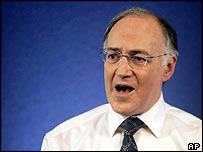 Michael Howard, Conservative Party <font size=-2>(Source: BBC)</font>