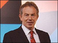 Tony Blair, Labour Party <font size=-2>(Source: BBC)</font>