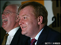 Charles Kennedy, Liberal Democrat party <font size=-2>(Source: BBC)</font>
