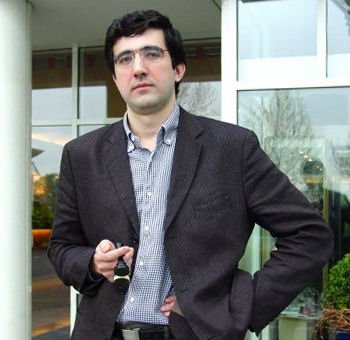 Human world chess champion Vladimir Kramnik <font size=-2>(Source: SourceBase.com)</font>