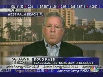 Douglas A. Kass, Seabreeze Partners Management <font face=Arial size=-2>(Source: CNBC)</font>