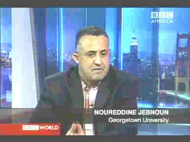 Noureddine Jebnoun, Georgetown University <font face=Arial size=-2>(Source: BBC)</font>