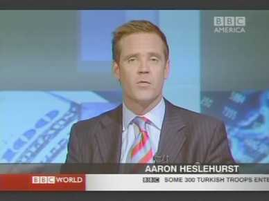 Aaron Heslehurst, BBC anchor <font face=Arial size=-2>(Source: BBC)</font>