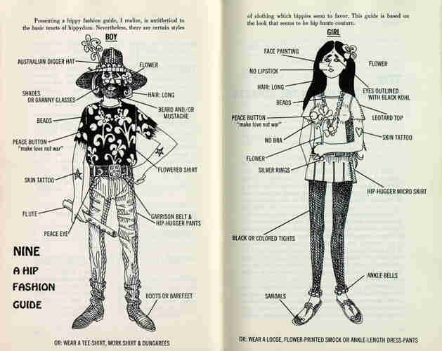 Hippy Fashion Guide