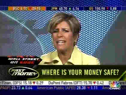 Suze Orman <font face=Arial size=-2>(Source: CNBC)</font>