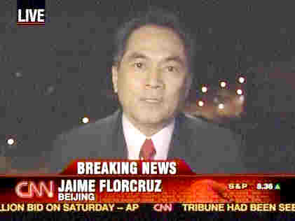 Jaime Florcruz, reporting from Beijing <font face=Arial size=-2>(Source: CNN)</font>