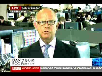 David Buik, BGC Partners, London <font face=Arial size=-2>(Source: BBC)</font>