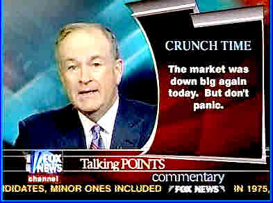 Bill O'Reilly <font face=Arial size=-2>(Source: Fox News Channel)</font>