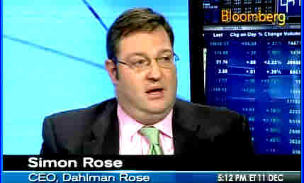 Simon Rose, CEO, Dahlman Rose <font face=Arial size=-2>(Source: Bloomberg tv)</font>