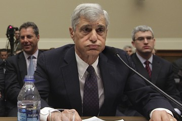 Robert Rubin, testifying at Financial Crisis Inquiry Commission <font face=Arial size=-2>(Source: NY Times)</font>