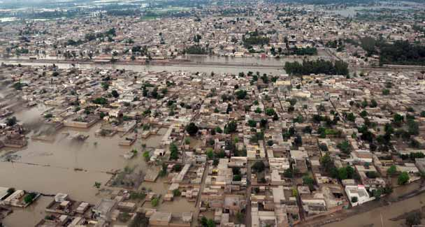 Pakistan: Torrential rains worsen floods <font size=-2>(Source: Dawn)</font>