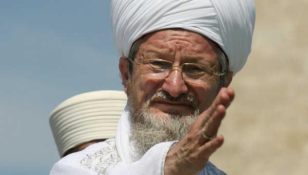 Russia's Chief Mufti, Talgat Tadzhuddin (Ria Novosti)