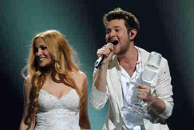 Nigar Jamal and Eldar Gasimov, also known as Ell/Nikki from Azerbaijan, 2011 Eurovision winners