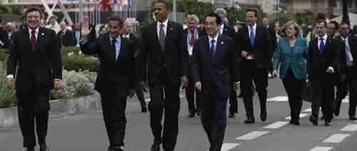 G-8 Leaders (EU Observer)