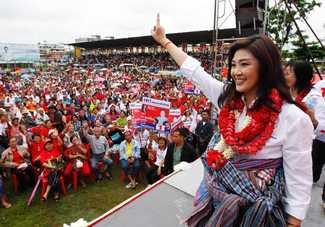 Yingluck Shinawatra (Spiegel)