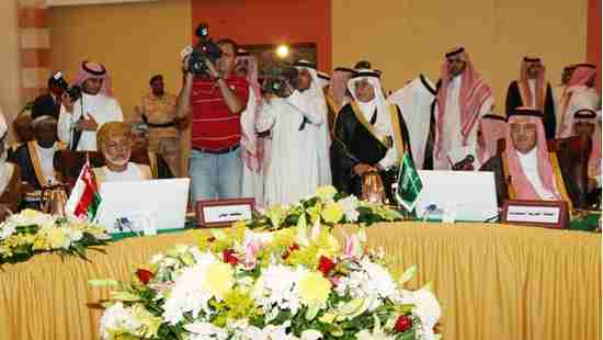 GCC meeting in Jeddah on Tuesday (Arab News)