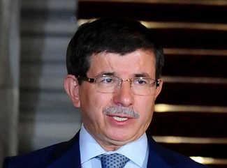 Turkey's Foreign Minister Ahmet Davutoglu (Zaman)