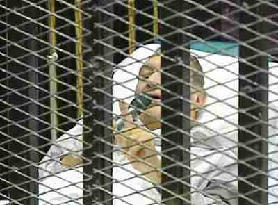 Deposed leader Hosni Mubarak on trial