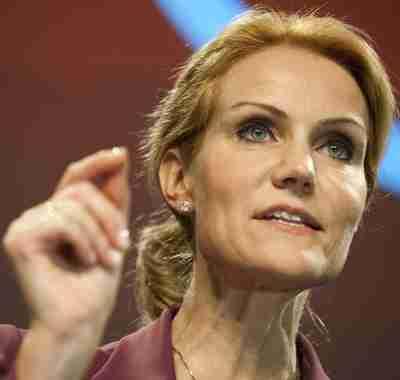 Helle Thorning-Schmidt (AFP)