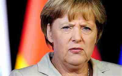 Angela Merkel (Telegraph)