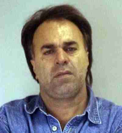 Alleged terrorist Manssor Arbabsiar in booking photo (AP)