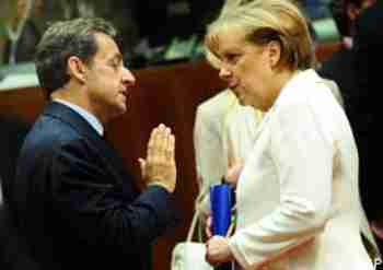 Sarko and Merkel on Wednesday