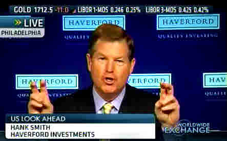 Hank Smith, Haverford Quality Investments