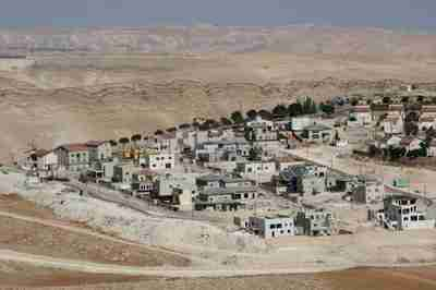 Israeli settlements in West Bank (AFP)