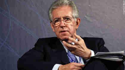 Mario Monti, Italy's new interim prime minister (CNN)