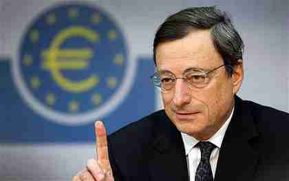 ECB chief Mario Draghi (AFP)