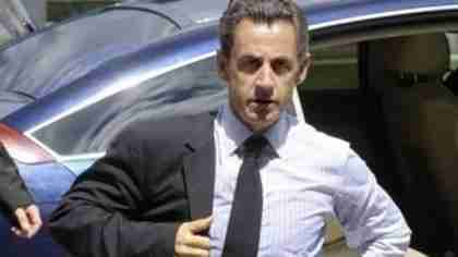 Sarkozy on Monday