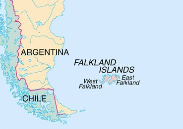 Falkland/Malvinas Islands