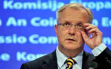 Olli Rehn on Thursday (AFP)
