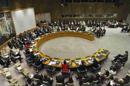 U.N. Security Council