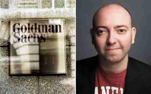 Former Goldman Sachs exec Greg Smith