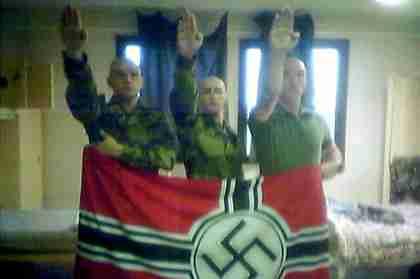 Nazi gang hunted for massacre of Jewish kids