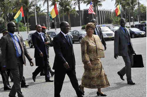 ECOWAS delegation