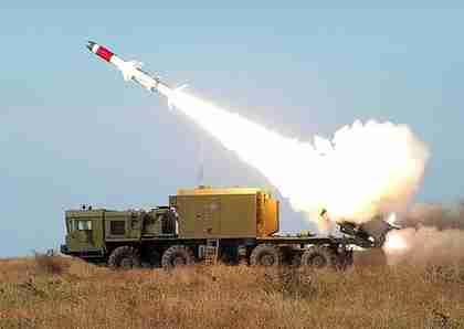 Russian Bal-E anti-ship missile system