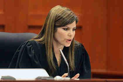 Judge Jessica Recksiedler (AP)
