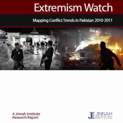Mapping Conflict Trends in Pakistan