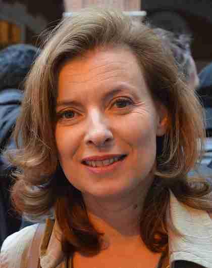François Hollande's 'companion' Valérie Trierweiler