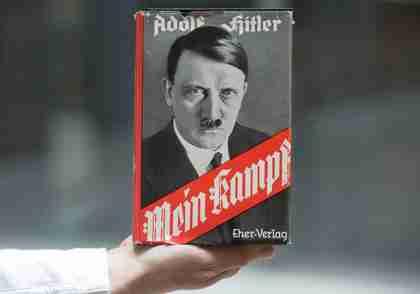 Adolf Hitler's Mein Kampf
