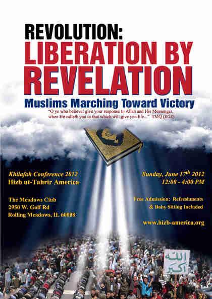 Hizb Al-Tahrir poster