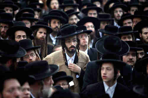 Ultra-orthodox Jews demand demand continued exemption from the draft