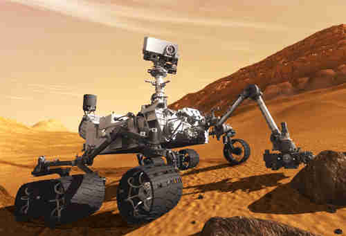 Curiosity Rover (NASA)