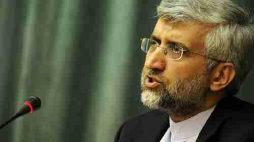 Saeed Jalili (PressTv)