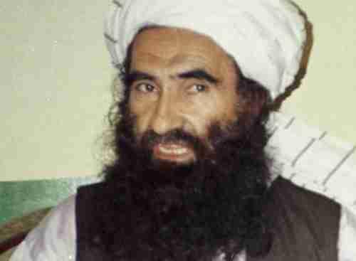 Haqqani network leader Jalaluddin Haqqani in 1998 (AP)