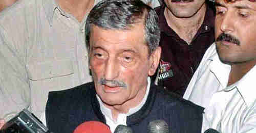 Railway Minister Ghulam Ahmed Bilour on Saturday