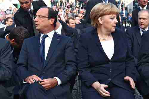 Hollande and Merkel in September